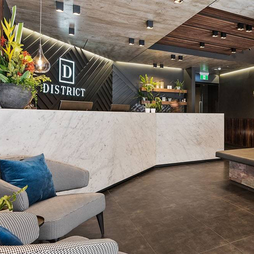 District Apartments - South Yarra
